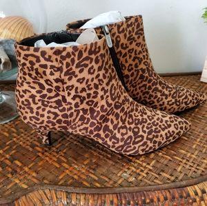 Sam Edelman x Circus Kirby Cheetah Booties